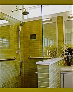 Clear-Vue Glass is the Durham, Raleigh, Chapel Hill area's leading source for residential and commercial glass products, including glass shower enclosures.